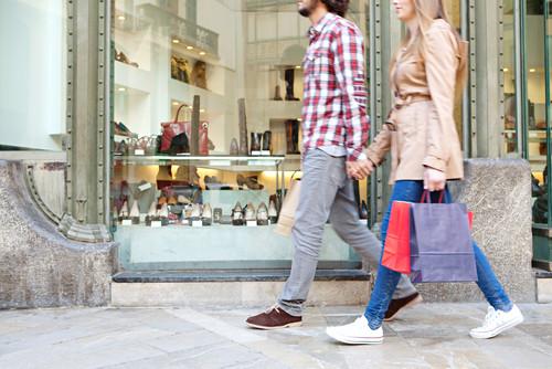 Las compras constituyen una de las principales motivaciones de los viajes. #shu#