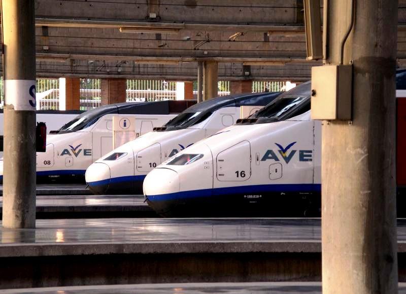 Huelga en Renfe: circulará el 77% de los trenes AVE-Larga Distancia