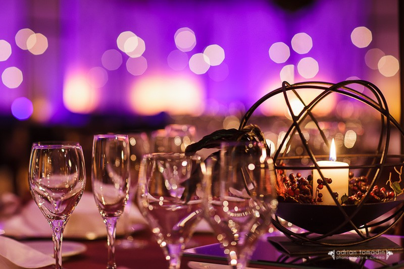 Los colores de Sorolla estarán presentes en la decoración de la cena de Nochevieja en el InterContinental Madrid.