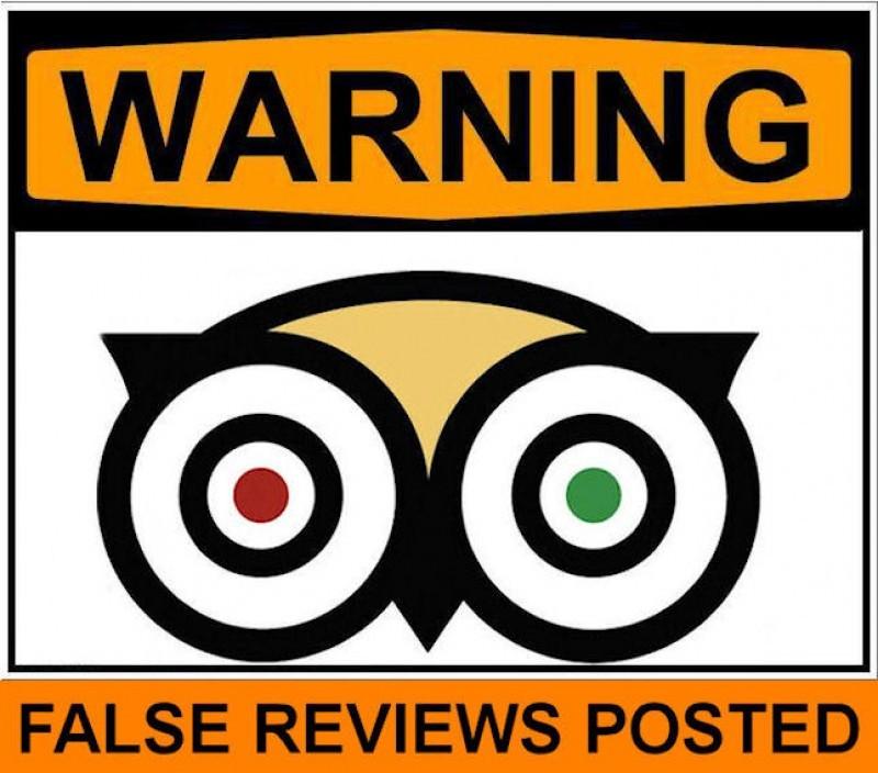 TripAdvisor ha sido multada en Italia con 500.000 euros por no controlar adecuadamente las críticas falsas en el portal.