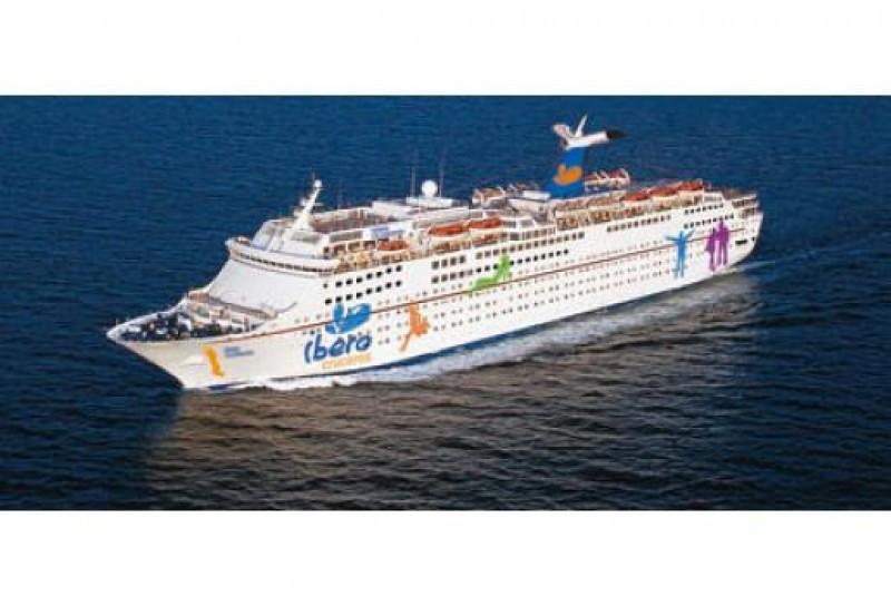 La marca Iberocruceros desapareció este año.