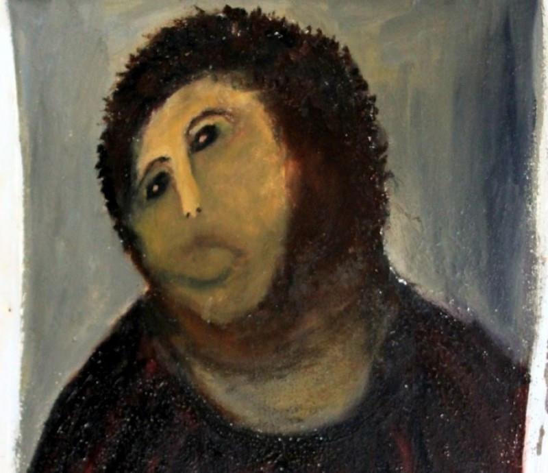 El Ecce Homo de Borja.