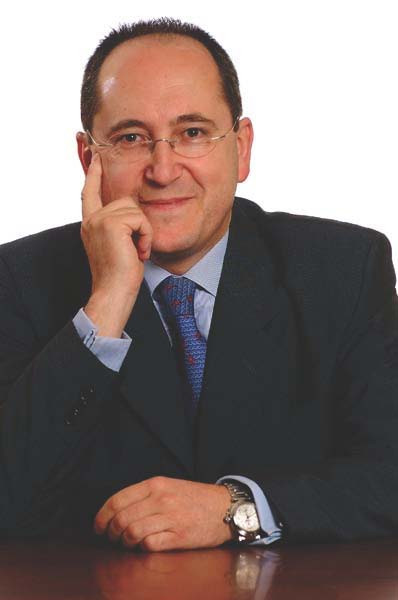 Andrés Encinas, presidente de la AEPT.
