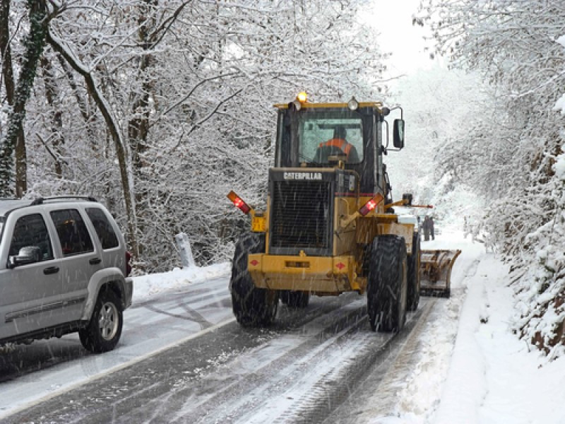 La previsión del tiempo para fin de año obliga a extremar las precauciones en los desplazamientos por carretera durante esta semana. #shu#