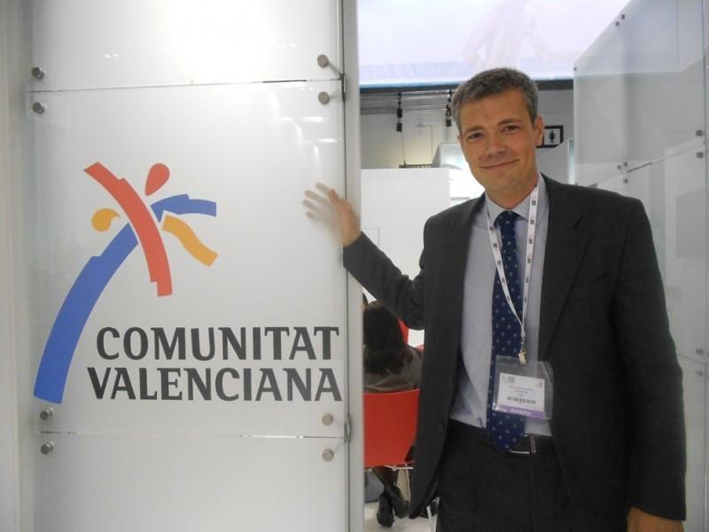 Daniel Marco, secretario de Turismo y Comercio de la Comunidad Valenciana.