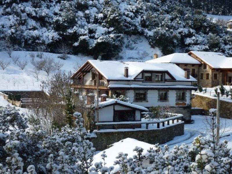 El 53% de los 10.000 viajeros encuestados por el Observatorio del Turismo Rural elige las Navidades para disfrutar de esta modalidad turística. Foto: Apartamentos Rurales Valverde. EscapadaRural.