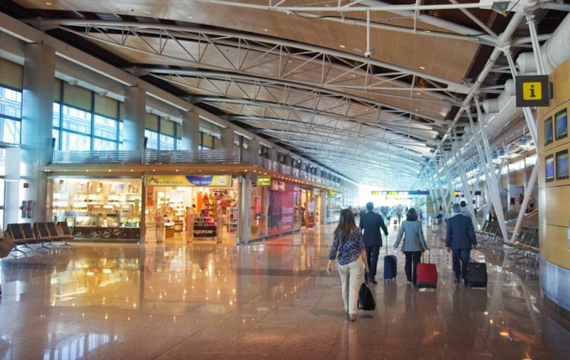 Aeropuerto Adolfo Suárez Madrid-Barajas. #shu#.