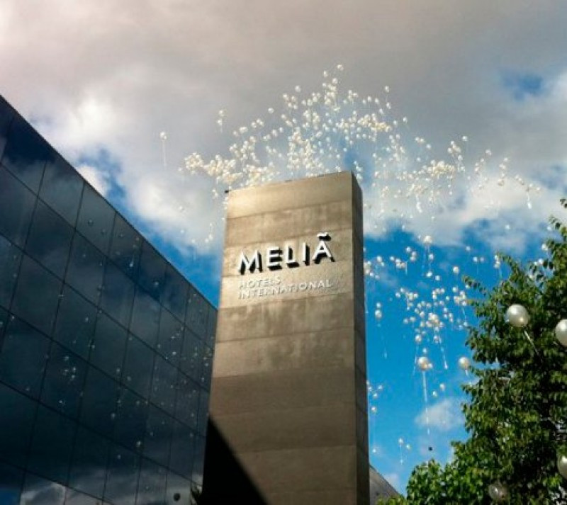 Meliá realiza una ampliación de capital por 2,8 M €
