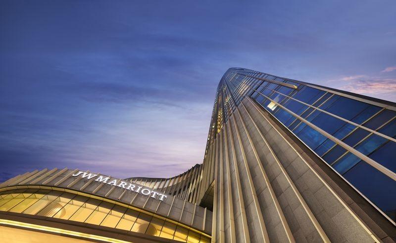JW Marriott Hotel Chogqing.