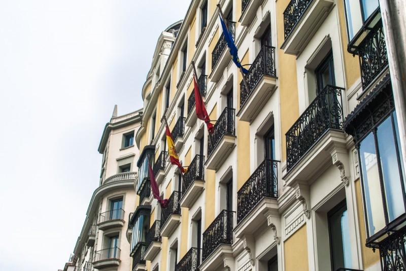 Los españoles fueron los segundos en aumento del RevPar. #shu#