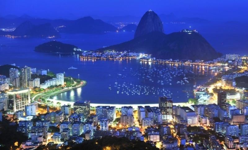 El irresistible encanto de Rio la coloca en el Top 5. #shu#