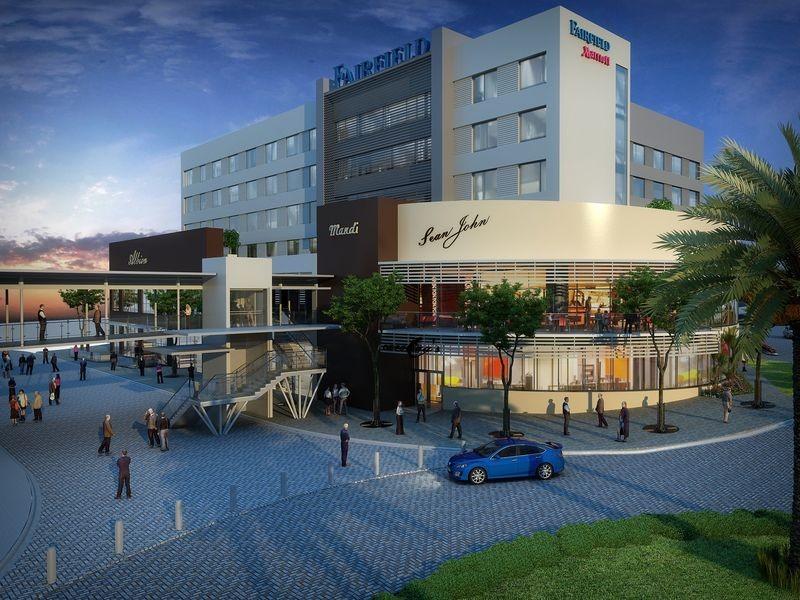 El Salvador tendrá un hotel Fairfield by Marriott en 2016.