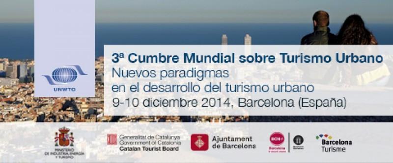 Barcelona será sede de la Cumbre Mundial sobre Turismo Urbano