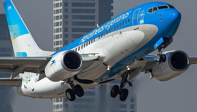 Aerolíneas Argentinas aumentará 12% las frecuencias de cabotaje en 2015