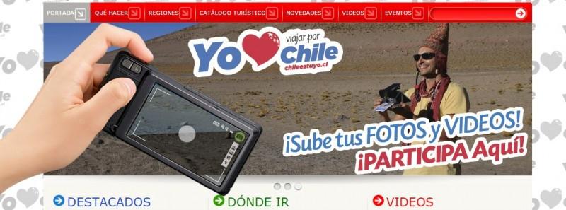Chile lanza campaña para incentivar el turismo interno este verano.