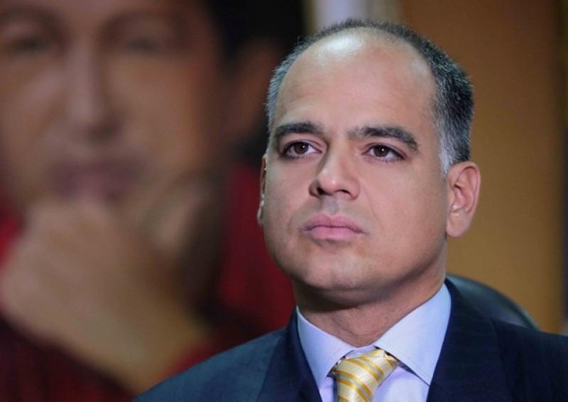 Ministro Andrés Izarra: Foto: Mintur Venezuela
