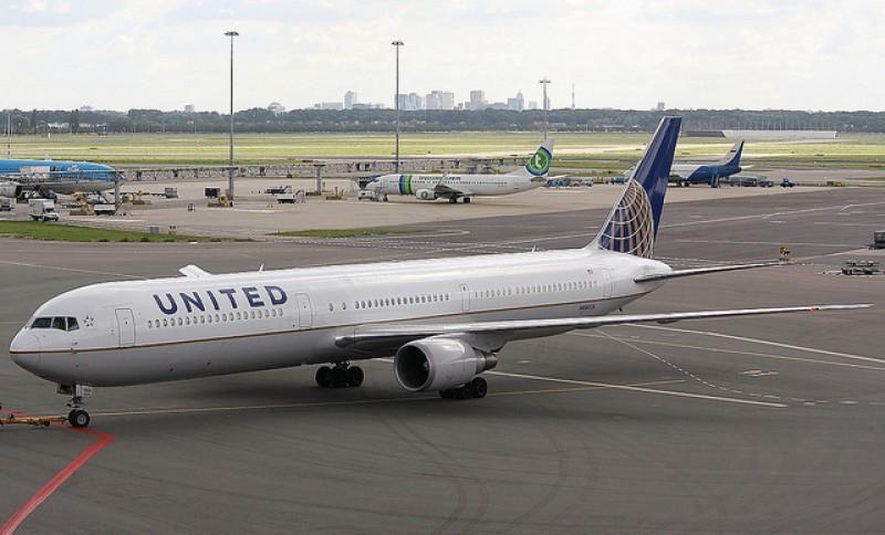 United comenzó a volar entre Santiago de Chile y Houston a diario