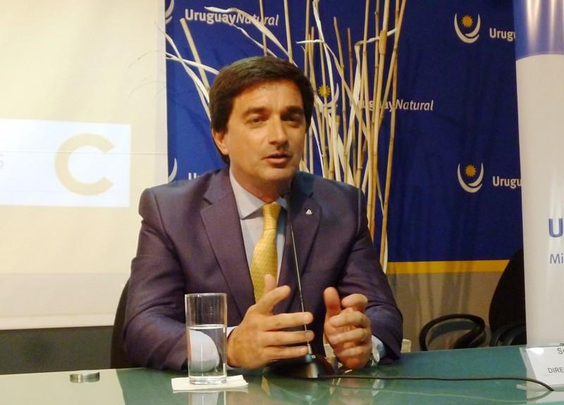 Carlos Núñez, director general del Grupo Costa.