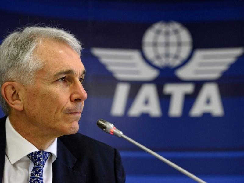 Tony Tyler, director ejecutivo de la IATA.