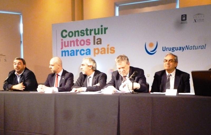 Cierre del ciclo 2014 del grupo de trabajo de seguimiento de Marca País Uruguay Natural.