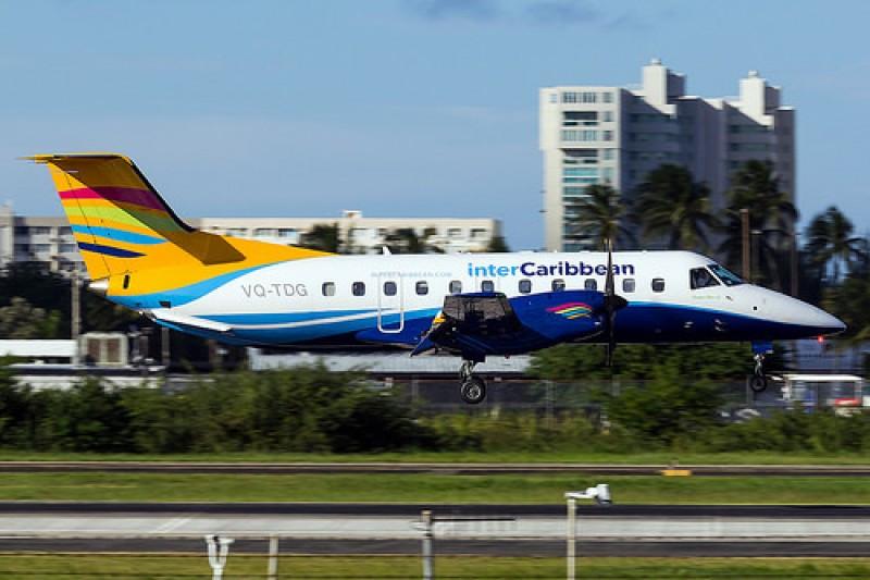 Nuevas rutas regionales de InterCaribbean Airways.