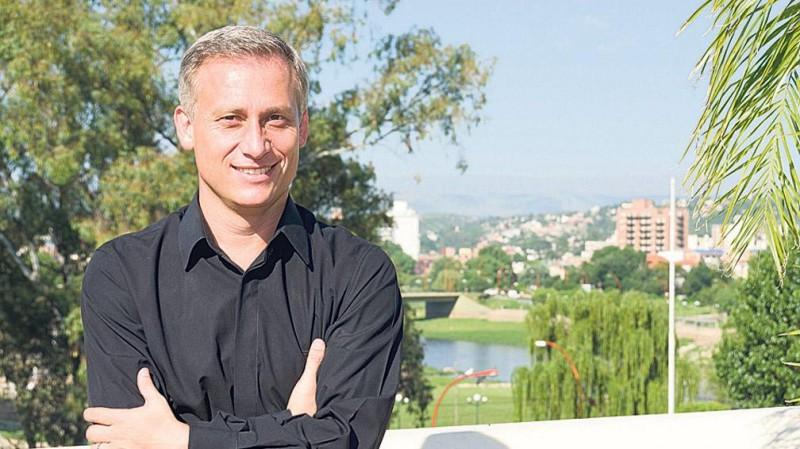Esteban Avilés, intendente de Villa Carlos Paz. (Foto: La Voz)