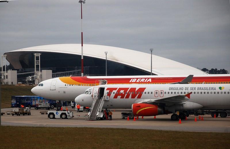 Iberia y TAM se unen para vuelos en código compartido en Brasil y Europa