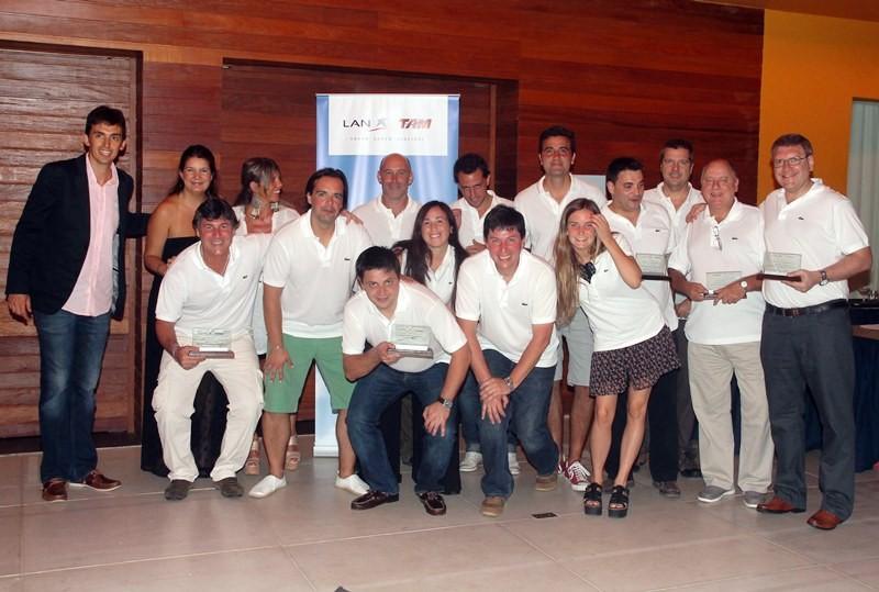 LATAM Airlines premió a las 7 agencias uruguayas que más vendieron