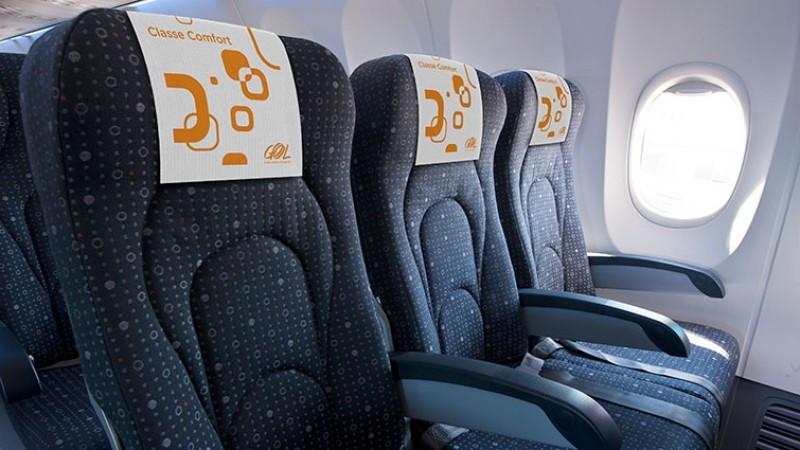 Nueva clase Comfort de GOL estará disponible en todos los vuelos con Argentina, Paraguay, Uruguay y Bolivia.
