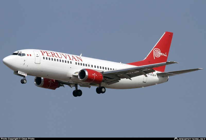 Peruvian Airlines inaugura vuelos desde La Paz a Cusco y Lima.