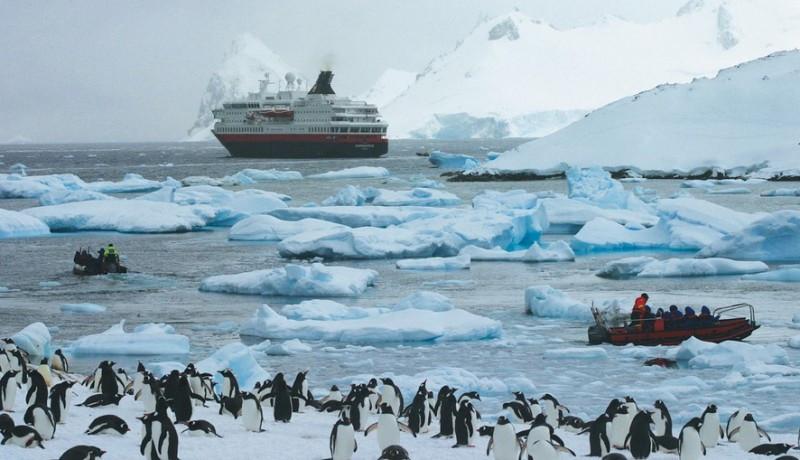 El 93% de los cruceristas antárticos transitó el Puerto de Ushuaia.