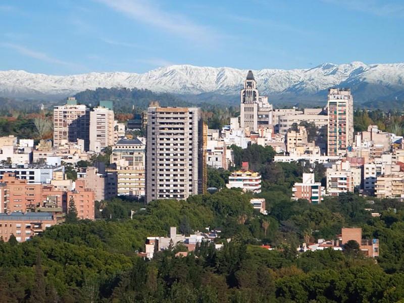 Mendoza capital.