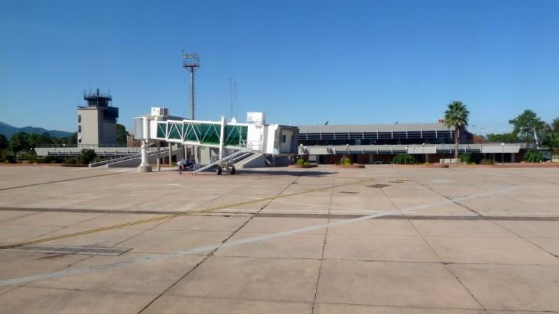 Aeropuerto de San Salvador de Jujuy.