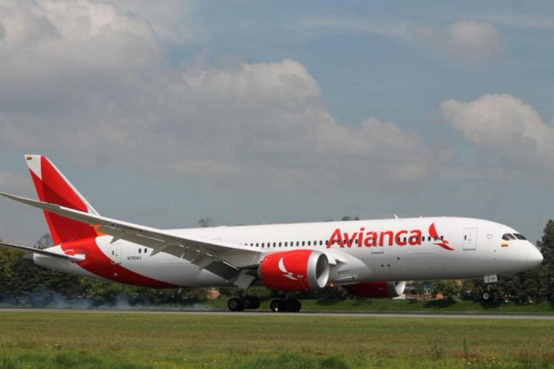 Avianca recibe tres Boeing 787-8 Dreamliner en una semana
