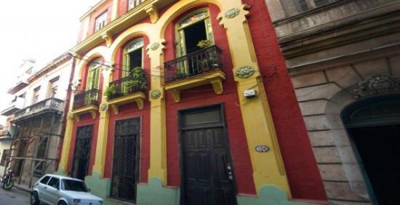 Casa Vitrales, alojamiento particular en La Habana.
