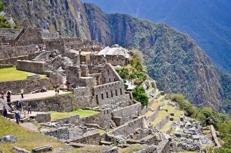 Perú espera que el turismo receptivo crezca hasta 9% en 2015. #shu#