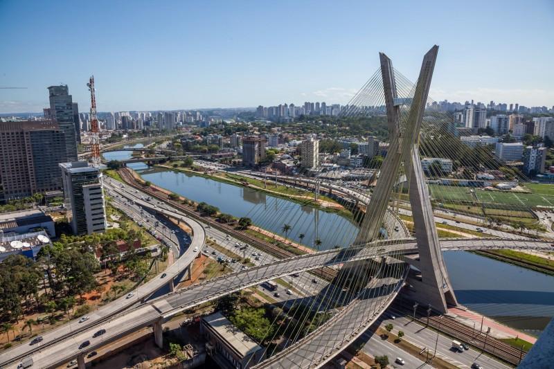 Sao Paulo. (Foto: Embratur).