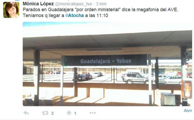 La estación de Atocha, desalojada por la policía