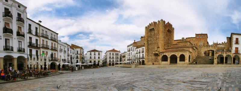 Cáceres se estrena como Capital Española de la Gastronomía 2015. #shu#