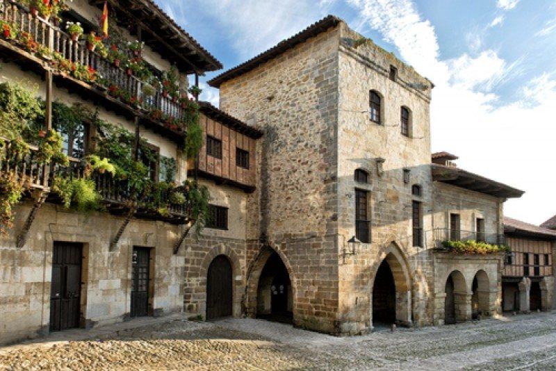 Santillana del Mar, Cantabria. #shu#