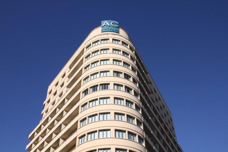 Los hoteles andaluces han tenido muy buenos resultados en 2014. Foto AC Málaga Palacio. #shu#.