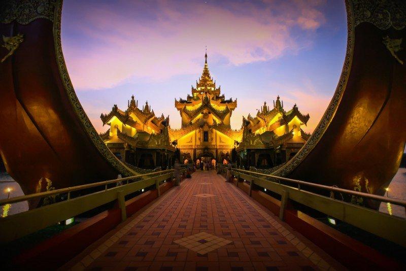 Myanmar es el destino top entre los emergentes. #shu#.