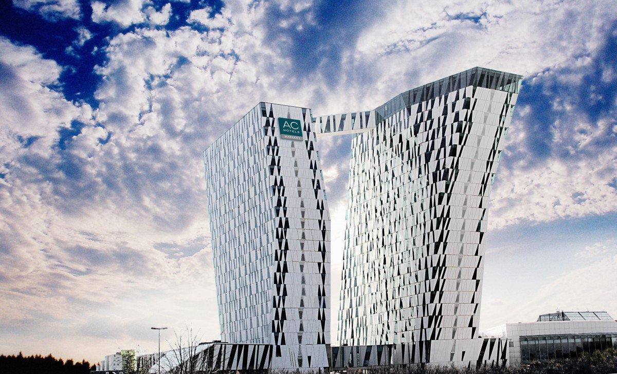 El nuevo AC Hotel Bella Sky Copenhagen.