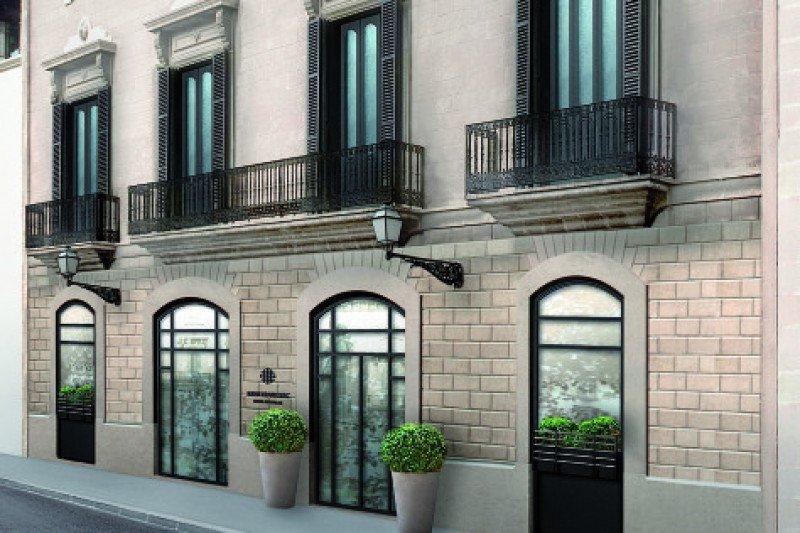 Sant Francesc Hotel Singular abrirá en marzo.