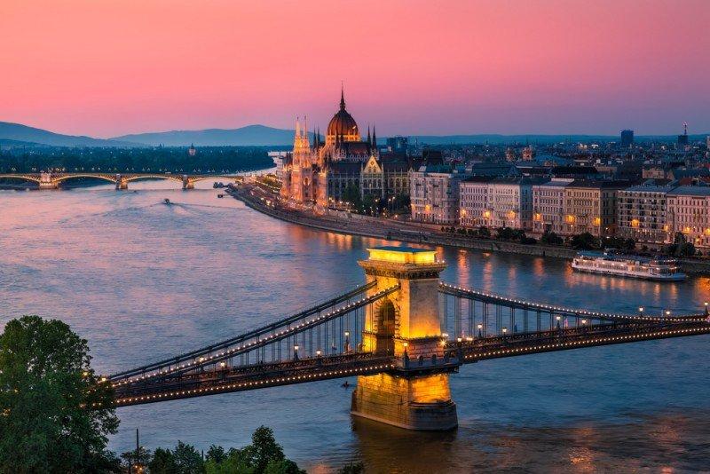 Budapest alcanzó el mayor crecimiento del GopPar. #shu#.