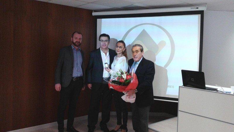 Toni Abrines, nuevo presidente de AVIBA