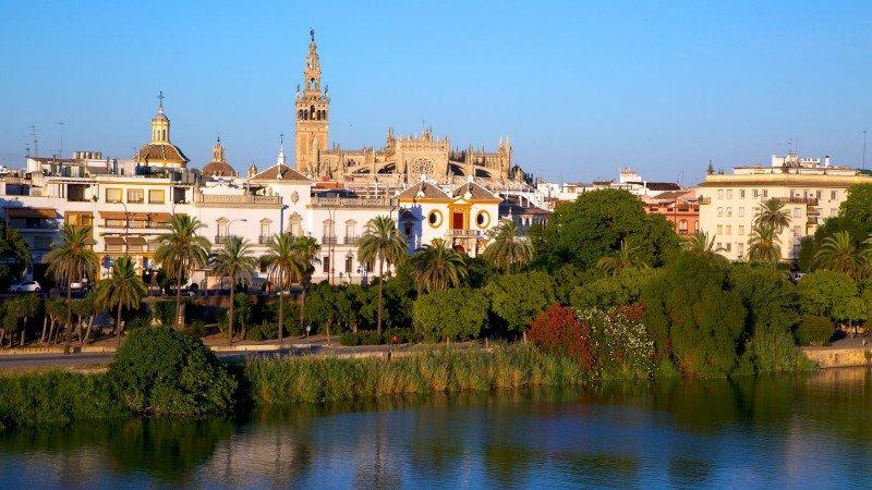 Sevilla ocupa también un lugar destacado.
