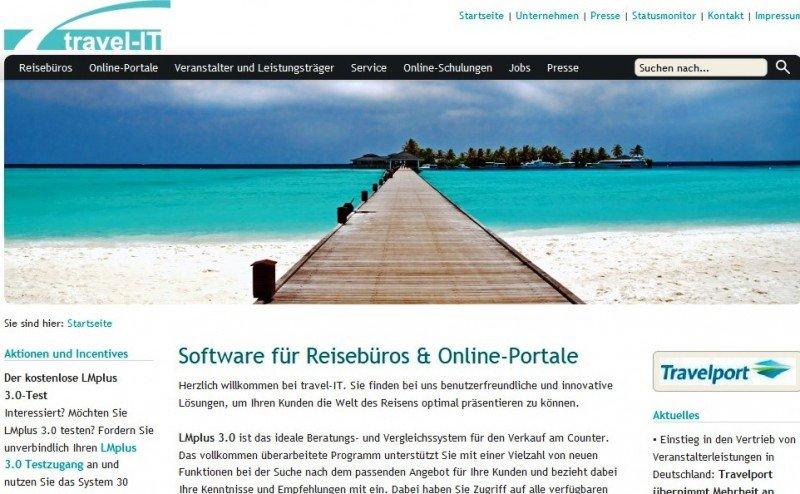 Travelport adquiere una participación mayoritaria en la plataforma alemana travel-IT