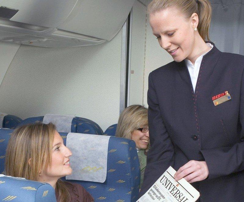 Tripulantes de cabina de seis países incluyendo España crean la asociación europea