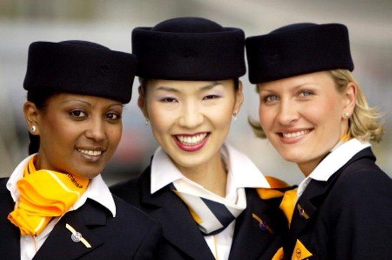 Lufthansa contratará a 1.650 empleados este año, 800 de ellos serán tripulantes de cabina de pasajeros.